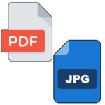 how To Convert PDF To JPG Free Offline